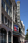 Wingsdomain Art and Photography - San Francisco Orpheum Theatre - 5D17997