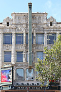 Wingsdomain Art and Photography - San Francisco Orpheum Theatre - 5D18003