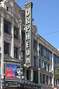 Wingsdomain Art and Photography - San Francisco Orpheum Theatre - 5D18007
