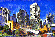 Wingsdomain Art and Photography - San Francisco Yerba Buena Garden...