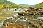 Adam Jewell - Sandstone Falls Valley