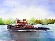 Barry Jones - Savannah River Tug