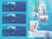 Mary Ann  Leitch - Save the Polar Bear Now...