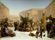 David Jacobsen - Selling Christmas Trees