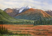 Sharon Freeman - September in Glacier Valley