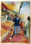 Alfred Ng - shopping at Kensington Market