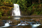 Adam Jewell - Silver Falls Waterfall