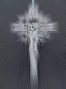 Anne Cameron Cutri - Silver Tree of Life Cross