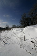 Snow Drifts Photos - Snow drift by Rick Rauzi
