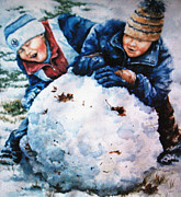 Hanne Lore Koehler - Snow Fun