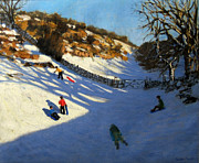 Andrew Macara - Snow in the valley