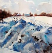 Elizabeth Carr - Snow on Southwick I