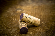 Frank Tschakert - Spanish wine corks - Reserva and Gran...