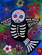 Pristine Cartera Turkus - Sparrow Day Of The Dead