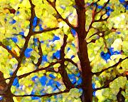 Amy Vangsgard - Spring Tree