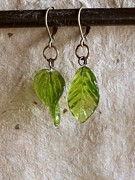 Daytime Jewelry - SpringLeaves by Jan  Brieger-Scranton