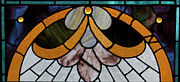 View Glass Art - Stained Glass LC 10 by Thomas Woolworth