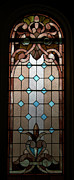 Woolworth Glass Art Prints - Stained Glass LC 15 Print by Thomas Woolworth
