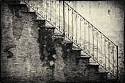 Silvia Ganora - Stairs on a rainy day
