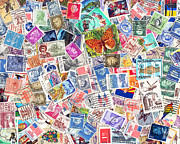 Wingsdomain Art and Photography - Stamp Collection . 8 to 10 Proportion