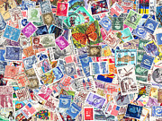 Wingsdomain Art and Photography - Stamp Collection . 9 to 12 Proportion