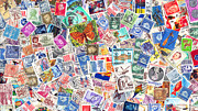 Wingsdomain Art and Photography - Stamp Collection . 9 to 16 Proportion