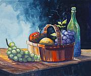 Karon Melillo DeVega - Still Life in Watercolours