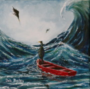 Debra Bailey - Storm waves
