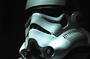 Micah May - Stormtrooper Helmet