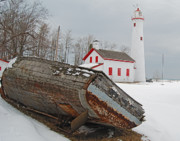 Michael Peychich - Sturgeon Point Lighthouse