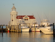 B Rossitto - Sundown at Old Saybrook Marina