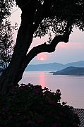 Yvonne Ayoub - Sunrise in Skiathos