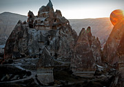 RicardMN Photography - Sunrise over Cappadocia