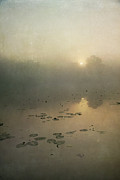 Paul Grand - Sunrise through mist