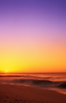Oahu - Hawaii - Sunset On The Beach by Vince Cavataio - Printscapes