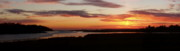 B Rossitto - Sunset Panorama Old Lyme