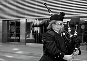 Music And Musicians - Tartan Day Parade NYC 2012 12 by Robert Ullmann