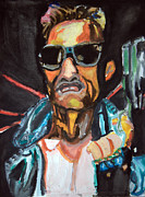 Arnold Originals - Terminator Movie Poster - II14 by John Kelting