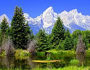 Marty Koch - Tetons 3