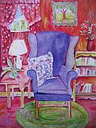 Marlene Robbins - The Blue Chair