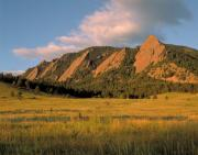 Jerry McElroy - The Boulder Flatirons