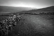 The Burren Prints - The Burren 2 Print by John Burnett
