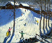 Andrew Macara - The footbridge