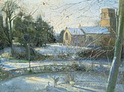 Timothy Easton - The Frozen Moat - Bedfield
