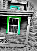 Emily Stauring - The Green Window