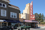 Wingsdomain Art and Photography - The Lark Theater in Larkspur California...