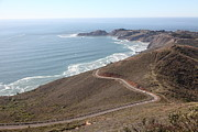Wingsdomain Art and Photography - The Marin Headlands - California...