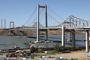 Wingsdomain Art and Photography - The New Alfred Zampa Memorial Bridge...