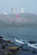 Suzanne Gaff - The Nubble Lighthouse at York Maine