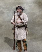 Randy Steele - The Old Frontiersman